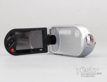 三星HMX-R10-记录新年精彩片段 7款超值摄像机节前推荐 3