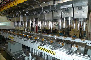 ...56TV 日本多工位冲压模具自动化生产线 单件流