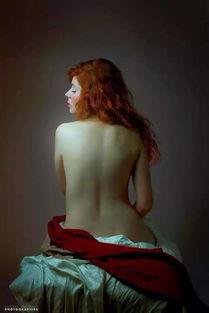 ...美人如画画如梦人体摄影
