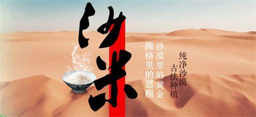 ...恩赐,沙漠中的黄金,纯净沙漠和古法种植的结晶——沙米-迎接...