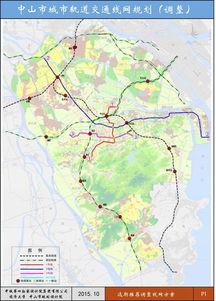 博雅乐山棋牌2.1.0803-1号线以中山北站为中心   中山市城乡规划局于11月10日公布了上述《...