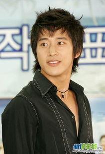 韩国男演员谁能告诉我他叫什么