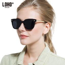 ...LOHO眼镜框眼镜架复古款光学配近视板材眼镜男女通用款全框LH...