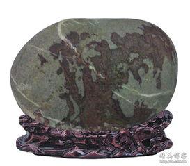长江画面石精品欣赏 盆景艺术 文人树