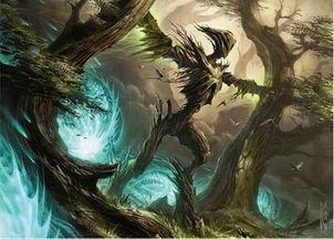 秘莫测的魔法为龙族和人类所用.... 每个部落的可汗,以及他们的追随...