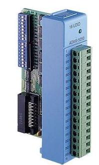 研华模块ADAM 5050 16通道通用数据量I O模块