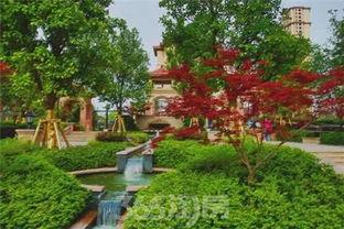 伟星金域华府 打造你心中的 秘密花园