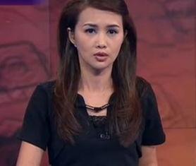 凤凰卫视的这个女主持人是谁