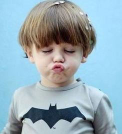 男宝宝可爱染发波波头造型-小男宝宝发型图片 男宝宝波波头发型 发型...