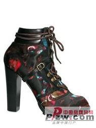 Erdem印花短靴-2010秋冬人气美靴推荐,优雅气质抵御寒潮