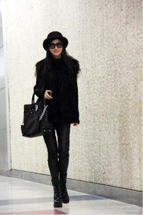 杨颖教你如何巧穿裤装,在冬日里变潮人时尚到底