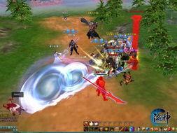 仙路之陨-玩家们在成功报名之后,只需等待战场开启,系统会自动传送玩家们进...