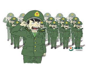 2015工口动漫网-漫画展现新一代解放军官兵