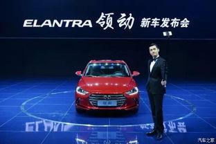 北京现代 领动再续中级车的传奇