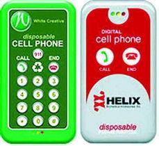 一次性手机有望中国造 包含1小时话费售价300多