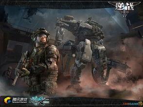为了中国FPS网游市场的无冕之王.而腾讯自主研发的首款FPS网游《...