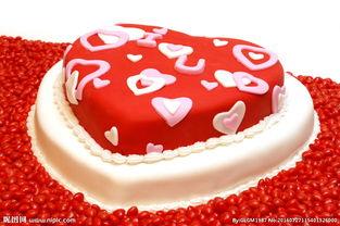 精美小蛋糕图片