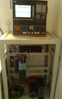 西门子802Dsl 实验培训台-SIEMENS 典型数控系统机床电气维修调试...