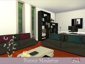 模拟人生4 泳池上的现代住宅MOD V20190308