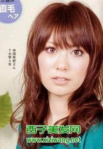 2010年最流行女生发型 10