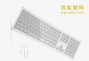 未来方向 电子墨水键盘亮相