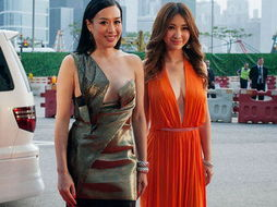 亚洲电影奖红毯看 ...  -熊黛林时尚大片身姿柔美 高挑清瘦我见犹怜