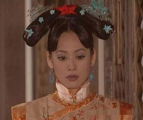 孝庄秘史 中的宁静被誉为 满蒙第一美女 ,但是最美的却是她
