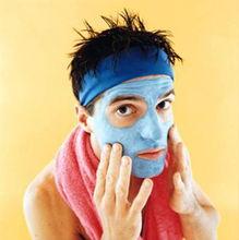 男人护肤与女人大有不同 护肤步骤简单至上