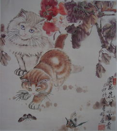 青蛟先生灵猫精品欣赏青蛟三典轩书画网 在