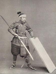 日本武士历史相片曝光 组图
