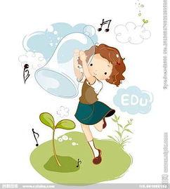 ,绿地,草地,嫩芽,插画,水墨... 卡通设计,动画设计,动漫设计,...