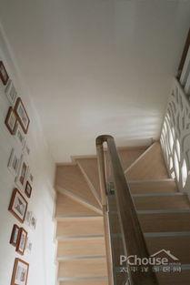 复式楼梯装修效果图大全2014图片