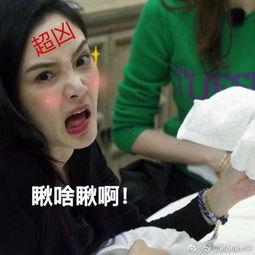 超凶 瞅啥瞅啊!-表情 组图 李小璐被工作人员指责 表示要做佛系猪猪...