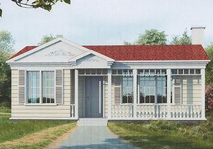 10万农村别墅设计图小户型 -2017年经典设计 图纸之家