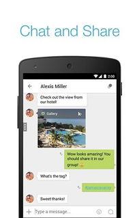 Kik Messenger跨平台聊天下载 安卓手机版apk 优亿市场