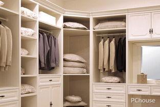 入墙式衣柜效果图 入墙式衣柜价格