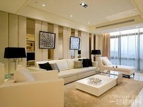 沙发背景墙五种类型简介