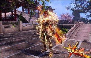 神玄者-玩家可以清楚看到,人物将兵器拿在手上会有以往游戏中所看不到的厚...