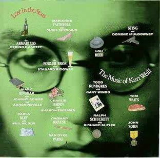 ...sts 专辑 Lost in The Stars The Music of Kurt Weill MP3格式下载 欧美...