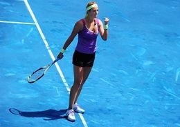 甲斐姬无惨- 北京时间5月11日,总奖金为3,755,140欧元的WTA皇冠赛马德里公开...