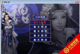 三国群英传2重生在三国下载 三国群英传2重生在三国游戏下载 红软单...