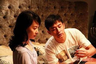 《夫妻那点事》热拍-陈数黄磊上演搞笑床戏
