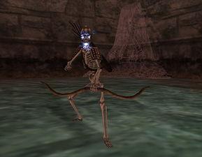 龙冢异界-骷髅弓手 埋骨地:森森白骨遍布成堆,不知有多少凡人战士在此丧生,...