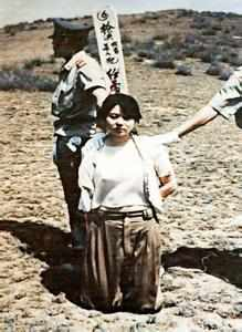 ...十年来,被执行死刑的三大美女罪犯,最小的只有20岁
