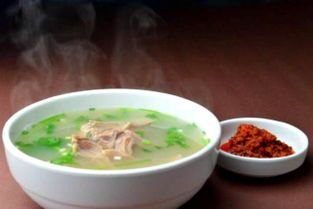 ...洛阳牛肉汤,老味道更受欢迎