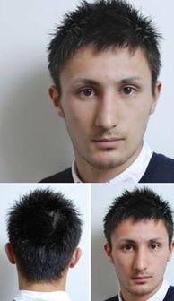 英伦风的男士超短发 -夏季清凉男士最新发型设计大推荐