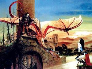 烈焰传说中挑战魔龙教主的技巧