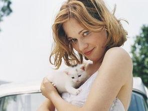 都说男人像狗,女人像猫.女人与猫之间总有些说不清道不明的缘分....