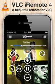 VLC遥控器下载 VLC iRemote Remote Control VLC VLC遥控器 iPhone...