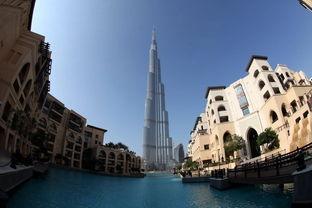 ...现世界第1高楼哈利法塔 太过震撼